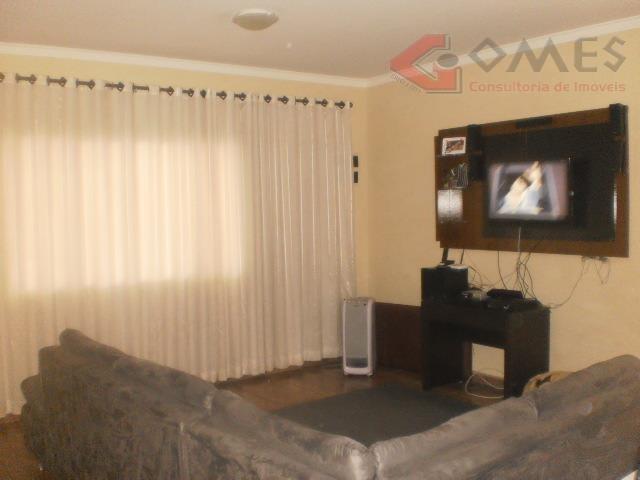 casa com 3 dormitórios à venda, 350 m² por r$ 840.000,00 - parque espacial - são bernardo do campo/sp - ca0153