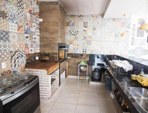 casa com 3 dormitórios à venda, 360 m² por r$ 1.480.000 - imigrantes - nova odessa/sp - ca0397