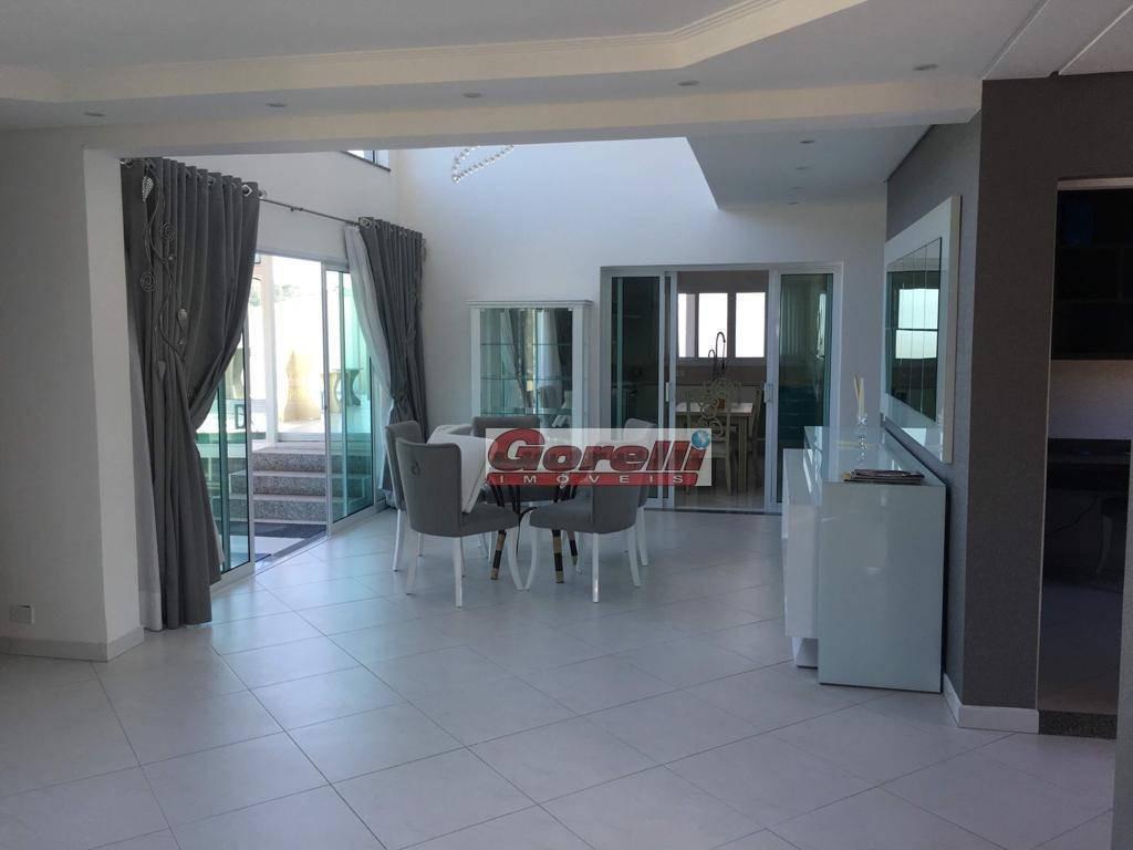 casa com 3 dormitórios à venda, 364 m² por r$ 2.120.000,00 - condomínio hills iii - arujá/sp - ca1399
