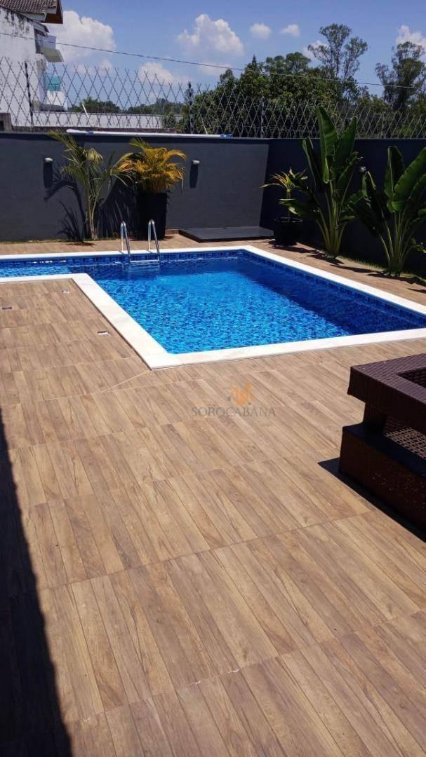 casa com 3 dormitórios à venda, 370 m² por r$ 1.900.000 - condomínio chácara ondina - sorocaba/sp - ca0037