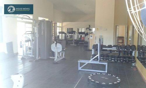 casa com 3 dormitórios à venda, 380 m² por r$ 1.500.000,00 - reserva da serra - jundiaí/sp - ca2251