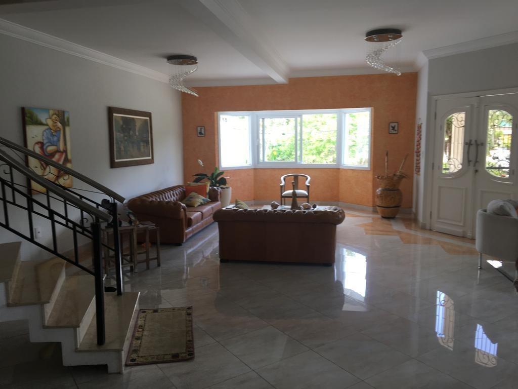 casa com 3 dormitórios à venda, 380 m² por r$ 1.800.000 - centro - mogi das cruzes/sp - ca1581
