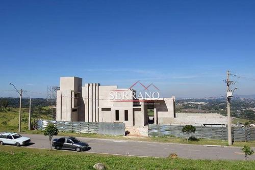 casa com 3 dormitórios à venda, 391 m² por r$ 2.500.000 - condomínio campo de toscana - vinhedo/sp - ca0496