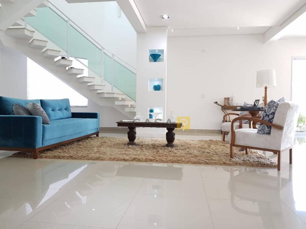 casa com 3 dormitórios à venda, 400 m² por r$ 1.480.000,00 - imigrantes - nova odessa/sp - ca0397