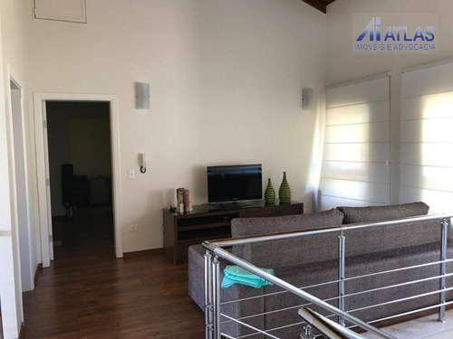 casa com 3 dormitórios à venda, 400 m² por r$ 1.600.000 - guaxinduva - atibaia/sp - ca0257