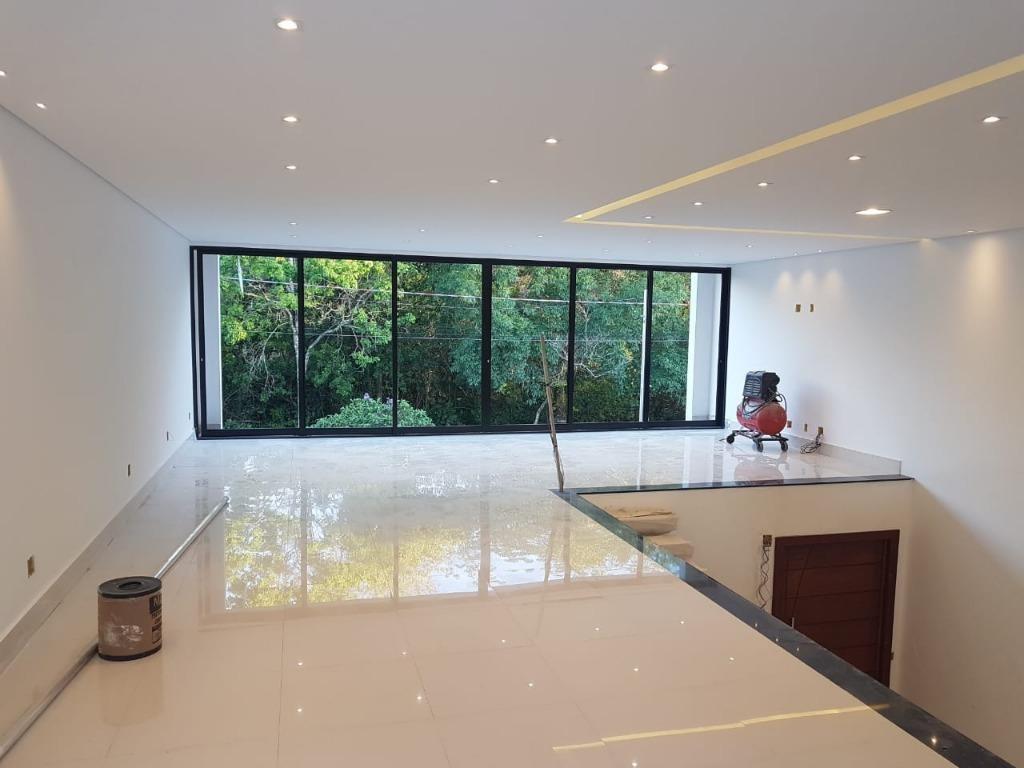 casa com 3 dormitórios à venda, 400 m² por r$ 2.500.000 - loteamento residencial fazenda são josé - valinhos/sp - ca3227