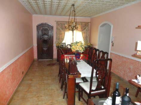 casa com 3 dormitórios à venda, 400 m² por r$ 900.000,00 - penha de frança - são paulo/sp - ca0780