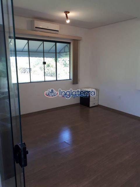 casa com 3 dormitórios à venda, 400 m² por r$ 920.000,00 - estância cabral - cambé/pr - ca0083