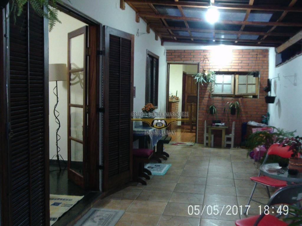 casa com 3 dormitórios à venda, 430 m² por r$ 900.000,00 - santana - são paulo/sp - ca0127