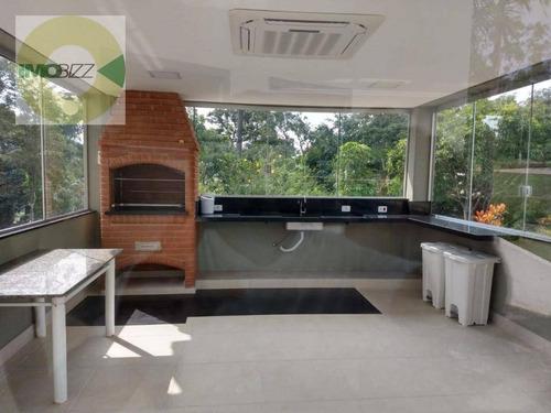 casa com 3 dormitórios à venda, 436 m² por r$ 1.600.000 - condomínio green boulevard - valinhos/sp - ca2001