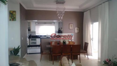 casa com 3 dormitórios à venda, 440 m² por r$ 1.800.000,00 - monterey ville - mogi das cruzes/sp - ca0334