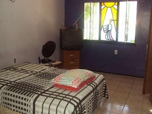casa com 3 dormitórios à venda, 442 m² por r$ 400.000 - montese - fortaleza/ce - ca0863