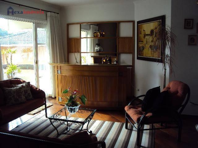 casa com 3 dormitórios à venda, 450 m² por r$ 2.000.000 - morada dos pássaros - barueri/sp - ca0496