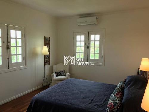 casa com 3 dormitórios à venda, 472 m² por r$ 2.850.000 - fazenda vila real de itu - itu/sp - ca1685