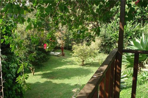 casa com 3 dormitórios à venda, 500 m² por r$ 2.500.000,00 - granja viana - cotia/sp - ca7426