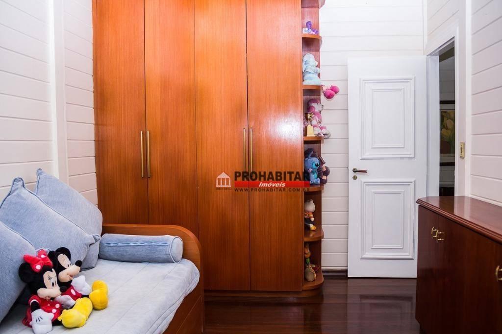 casa com 3 dormitórios à venda, 508 m² por r$ 1.100.000,00 - parque do terceiro lago - são paulo/sp - ca2873