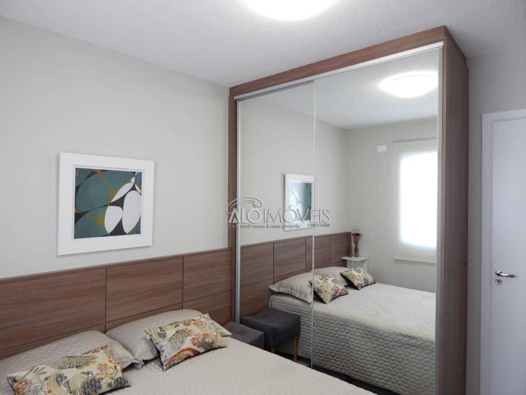 casa com 3 dormitórios à venda, 62 m² por r$ 195.000,00 - capela velha - araucária/pr - ca0100