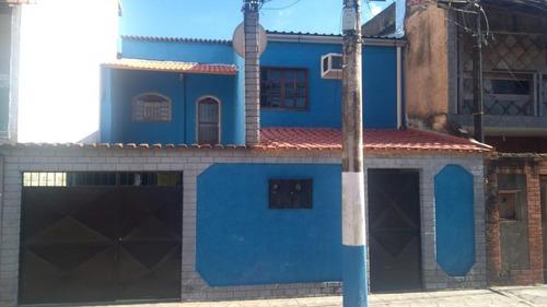 casa com 3 dormitórios à venda, 73 m² por r$ 250.000,00 - kennedy - nova iguaçu/rj - ca0261