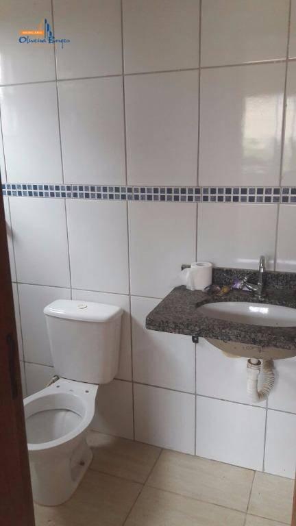 casa com 3 dormitórios à venda, 75 m² por r$ 70.000,00 - residencial monte sinai - anápolis/go - ca0846
