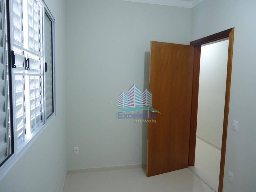 casa com 3 dormitórios à venda, 77 m² por r$ 275.600 - jardim interlagos - hortolândia/sp - ca0599