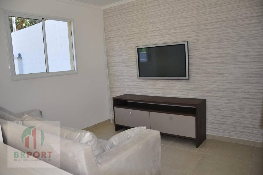 casa com 3 dormitórios à venda, 78 m² por r$ 349.900,00 - parque rizzo ii - cotia/sp - ca0114