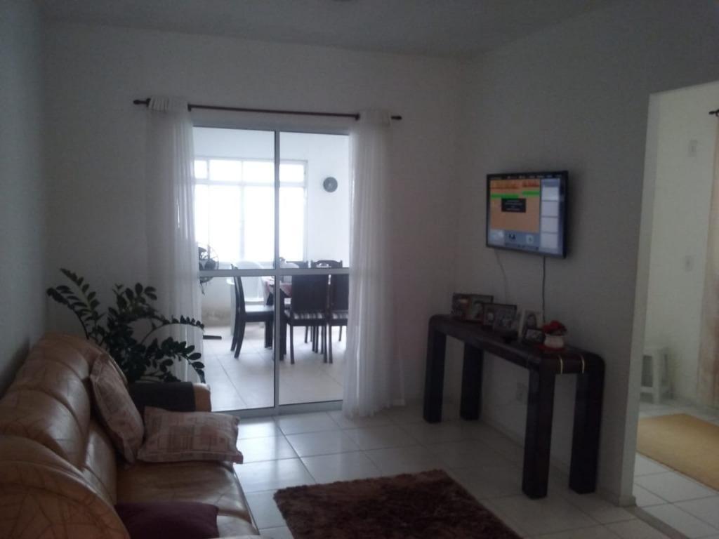 casa com 3 dormitórios à venda, 80 m² por r$ 220.000,00 - bela vista - palhoça/sc - ca1835
