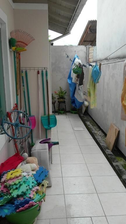 casa com 3 dormitórios à venda, 80 m² por r$ 290.000 - são sebastião - palhoça/sc - ca2244