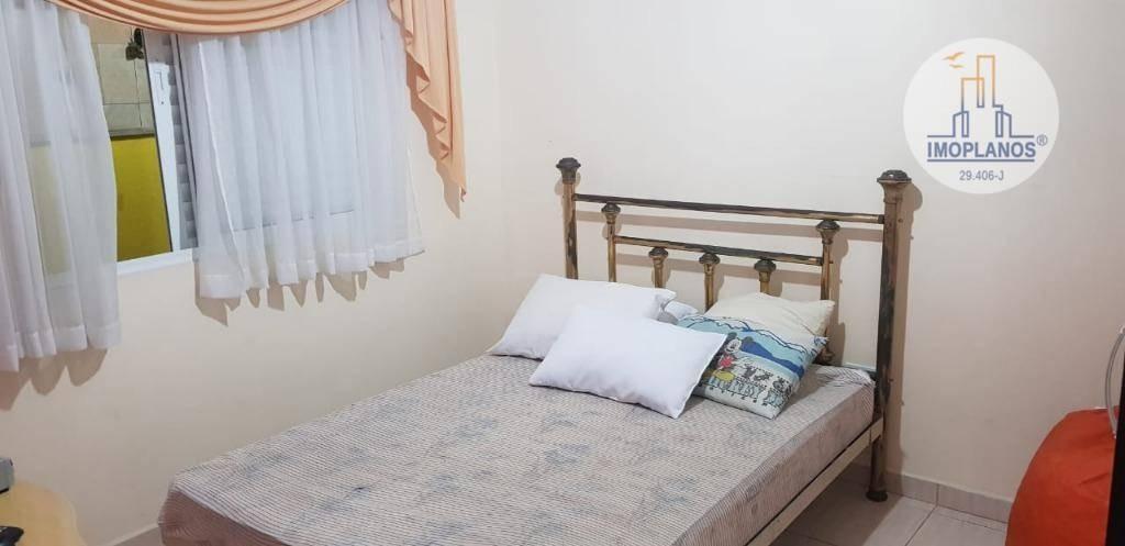 casa com 3 dormitórios à venda, 80 m² por r$ 360.000,00 - campo da aviação - praia grande/sp - ca0880