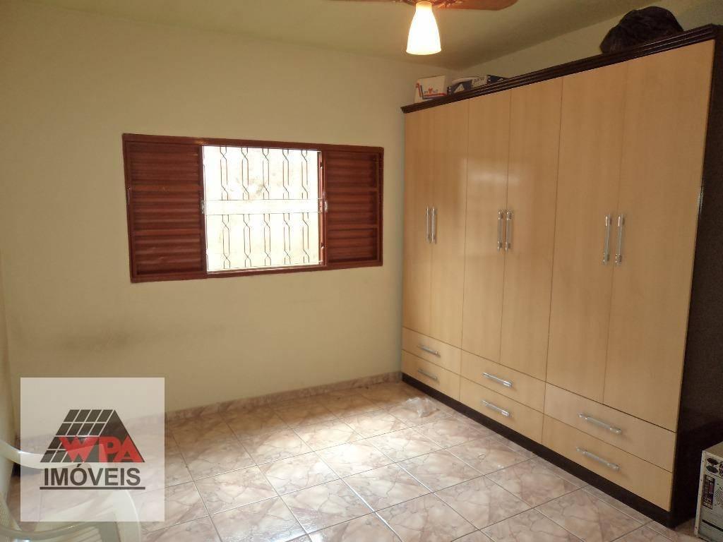 casa com 3 dormitórios à venda, 82 m² por r$ 245.000,00 - residencial vale das nogueiras - americana/sp - ca1930