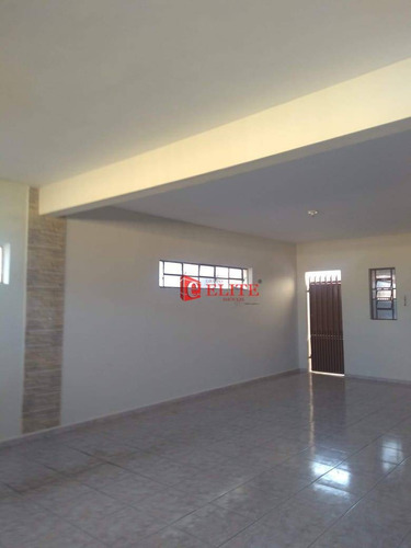 casa com 3 dormitórios à venda, 85 m² por r$ 300.000,00 - conjunto residencial araretama - pindamonhangaba/sp - ca1987