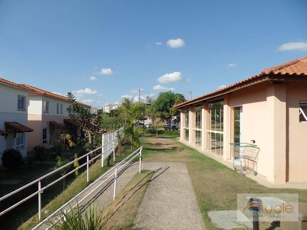 casa com 3 dormitórios à venda, 90 m² por r$ 350.000,00 - jardim interlagos - hortolândia/sp - ca4883