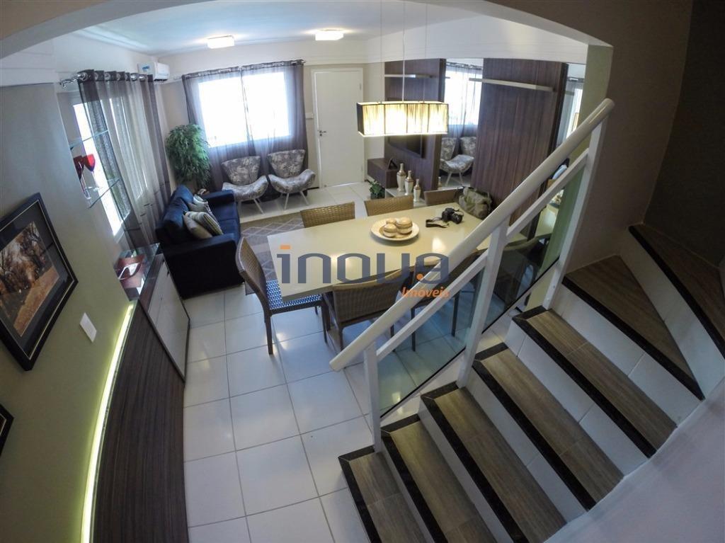 casa com 3 dormitórios à venda, 91 m² por r$ 209.000,00 - messejana - fortaleza/ce - ca0084