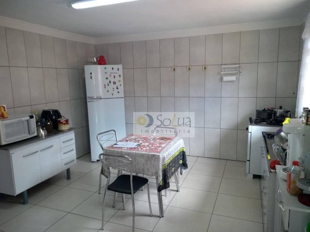 casa com 3 dormitórios à venda, 91 m² por r$ 290.000,00 - conjunto habitacional padre anchieta - campinas/sp - ca0699