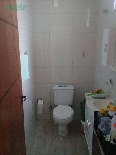 casa com 3 dormitórios à venda, 92 m² por r$ 280.000 - água preta - pindamonhangaba/sp - ca0686
