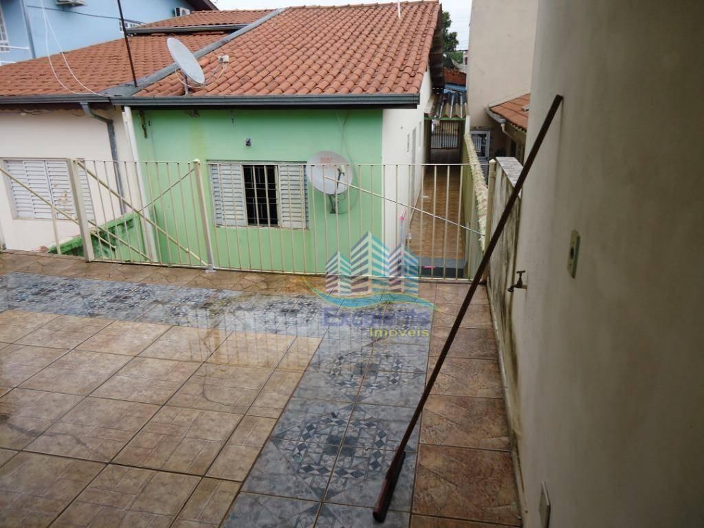 casa com 3 dormitórios à venda, 95 m² por r$ 325.000 - loteamento remanso campineiro - hortolândia/sp - ca0251