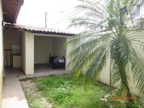 casa com 3 dormitórios à venda, 95 m² por r$ 350.000 - edson queiroz - fortaleza/ce - ca2890