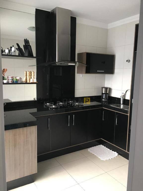 casa com 3 dormitórios à venda, 98 m² por r$ 370.000 - residencial boa vista - americana/sp - ca0555