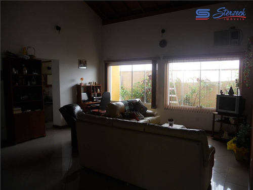 casa com 3 dormitórios à venda, - ca0575