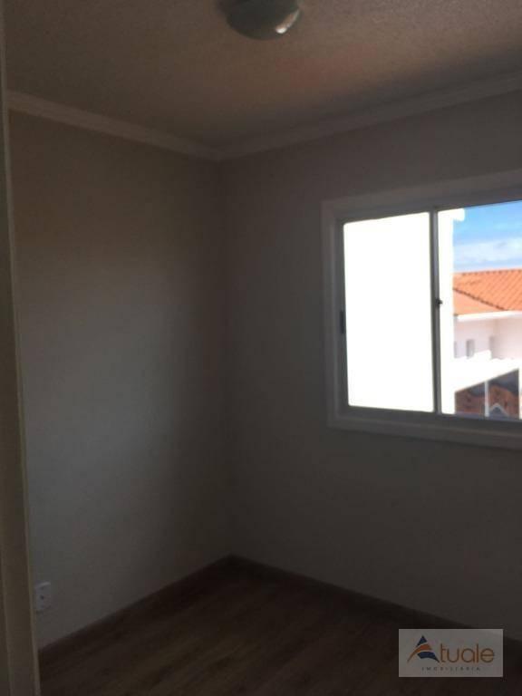 casa com 3 dormitórios à venda e locação 76 m² por r$ 370.000 - villa flora - hortolândia/sp - ca6629