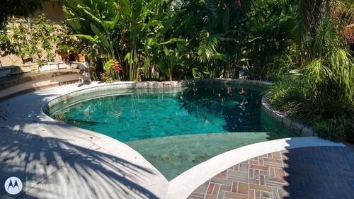 casa com 3 dormitórios à venda por r$ 2.050.000 - itacoatiara - niterói/rj - ca0863