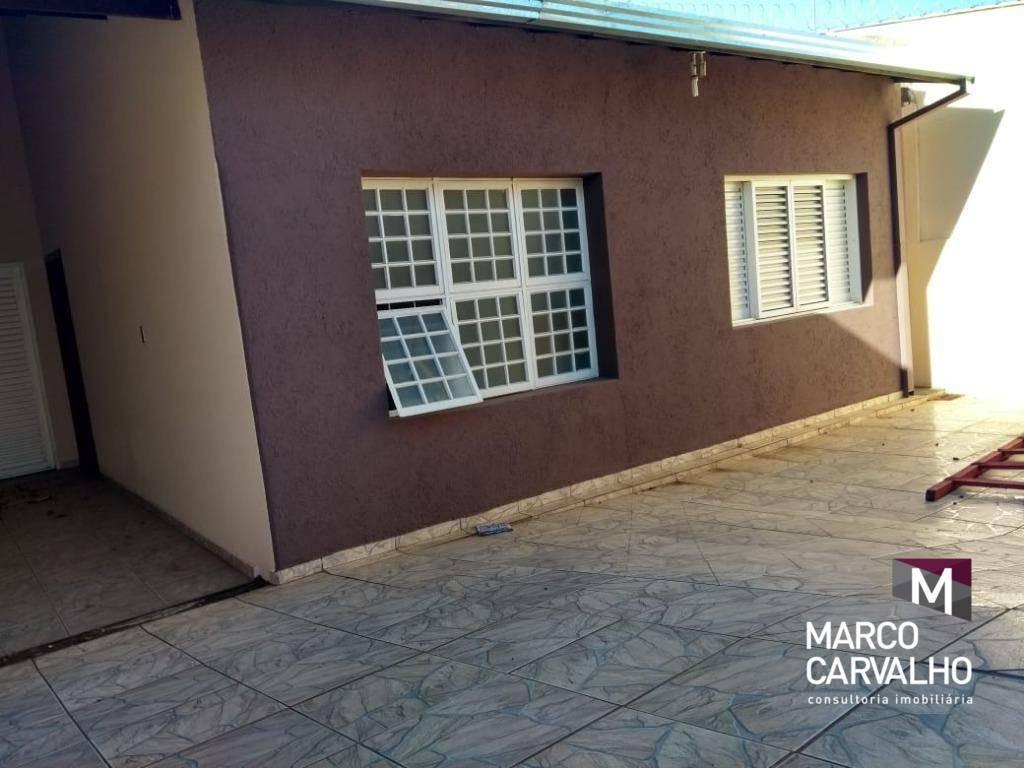casa com 3 dormitórios à venda por r$ 230.000 - alto cafezal - marília/sp - ca0483