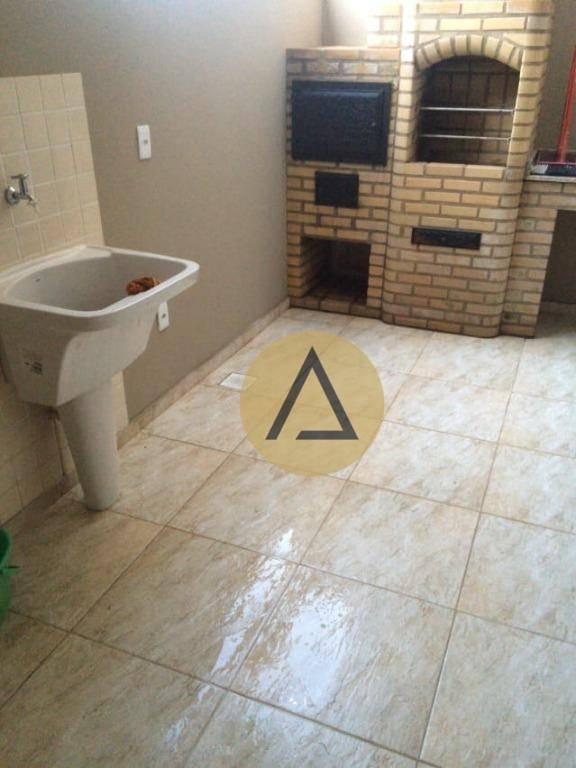 casa com 3 dormitórios à venda por r$ 380.000 - jardim vitória - macaé/rj - ca1126