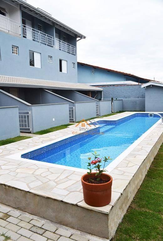 casa com 3 dormitórios à venda por r$ 396.000,00 - jardim britânia - caraguatatuba/sp - ca0213