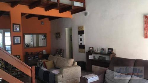 casa com 3 dormitórios à venda por r$ 600.000 - cavalhada - porto alegre/rs - ca0473