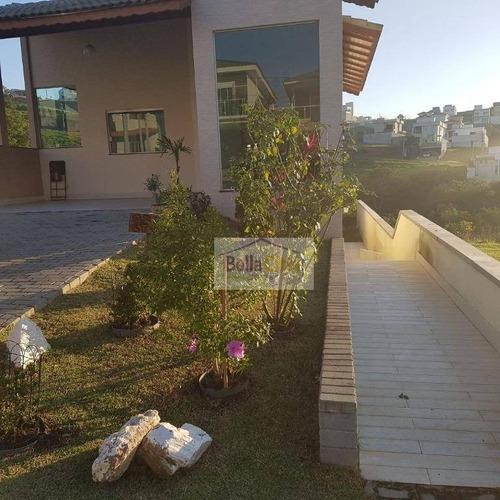 casa com 3 dormitórios à venda por r$ 980.000 - aruã brisas - mogi das cruzes/sp - ca0574