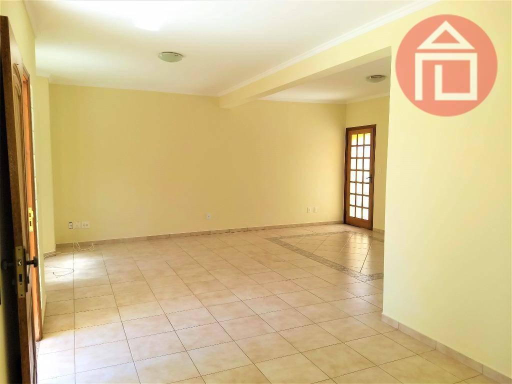 casa com 3 dormitóriospara locação ou venda, 140 m² - jardim europa - bragança paulista/sp - ca2590
