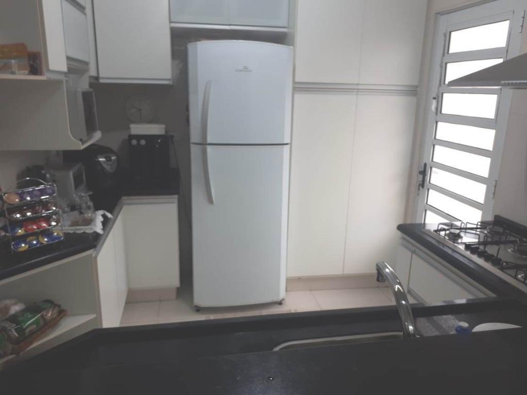 casa com 3 dormitórios(sendo 01 suite) à venda - vila independência - piracicaba/sp - ca2496