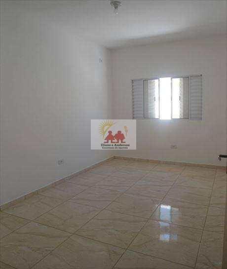 casa com 3 dorms, balneário gaivotas, itanhaém - r$ 320 mil, cod: 791 - v791