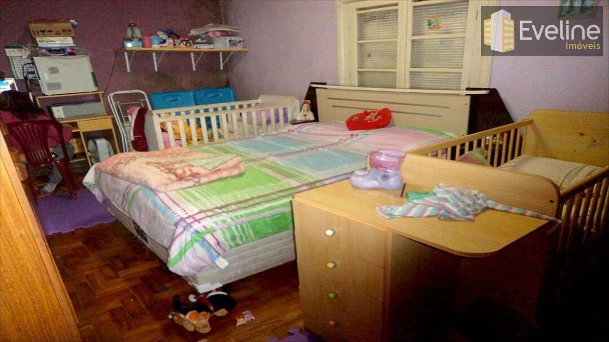 casa com 3 dorms, centro, mogi das cruzes - r$ 280.000,00, 78m² - codigo: 225 - v225