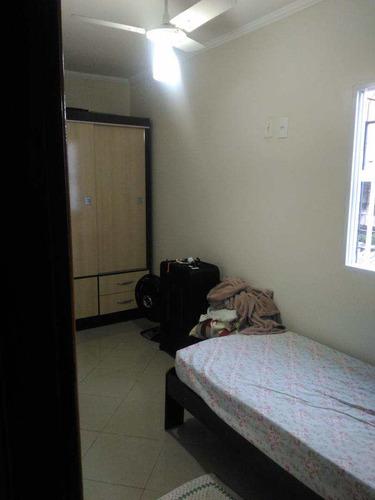 casa com 3 dorms, centro, são vicente - r$ 640.000,00, 155m² - codigo: 480 - v480